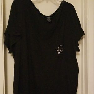 Torrid Skull Shirt